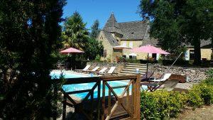 manoir du Rieu, près de Lascaux